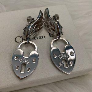 Dior vintage earrings
